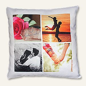 Печать на подушках. Краснодар Фото