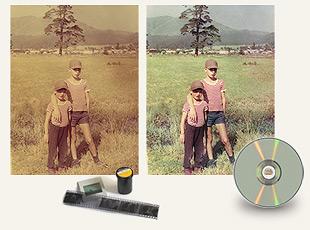 Сканирование фотографий, архивов, негативов, слайдов. КРАСНОДАР