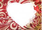 Фотокружка - Любовь (Шаблон № Л02)