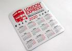 Календарь 10х10 см на 1 листе