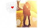 Фотокружка - Любовь (Шаблон № Л01)