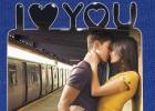 """Магнит """"I Love You"""""""
